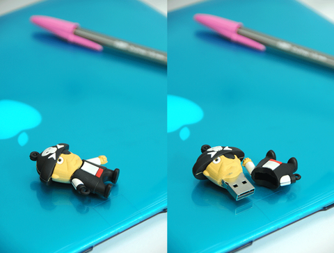 Pen Drive USB 8GB  Pirata