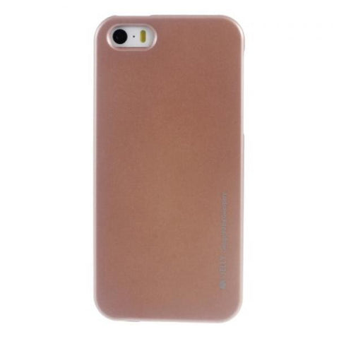 New Mercury rose Funda iPhone 5/5S/SE