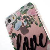 Tropical love Funda iPhone 5/5S/SE