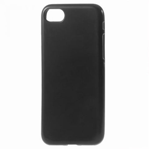 Gel roundy negro Funda iPhone 7