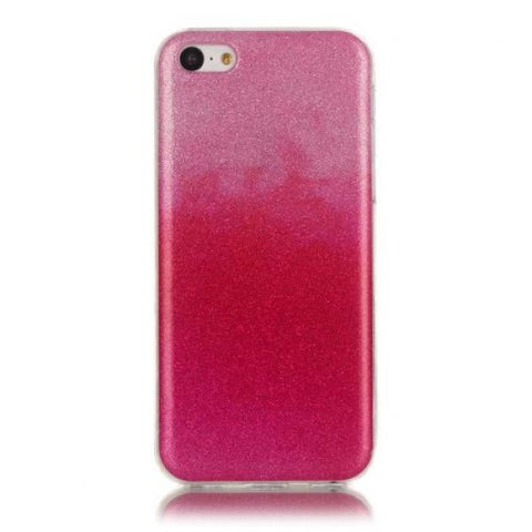 Degradado rosa Funda iPhone 5C