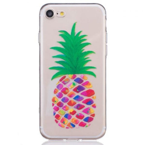 Piña rose Funda iPhone 7
