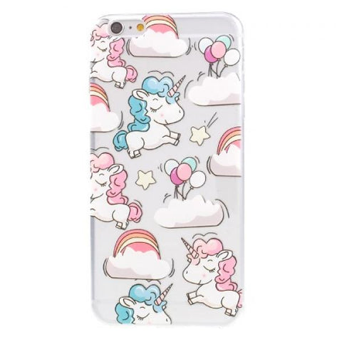 Pastel Unicorn Funda iPhone 6 Plus/6S Plus