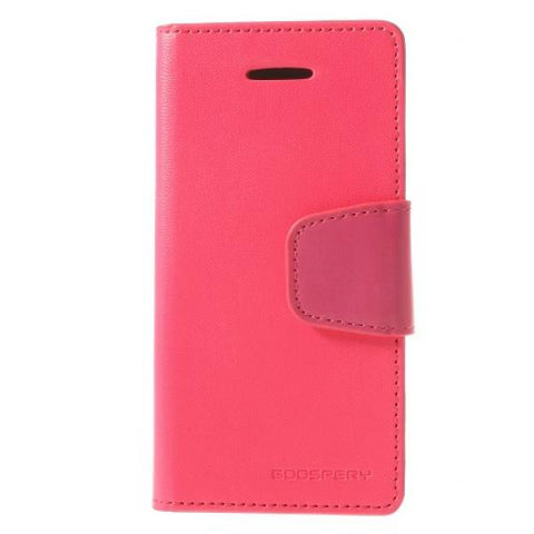 Booky Leath fucsia iPhone 5C