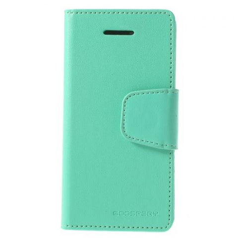 Booky Leath menta iPhone 5C