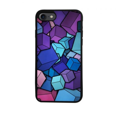 Texture Cube Funda iPhone 7