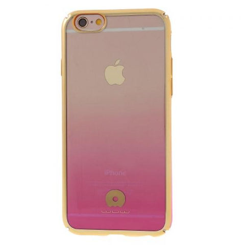 Gel JLW degradado rosa gold Funda iPhone 6/6S