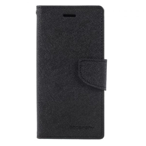 Booky negro Funda iPhone X