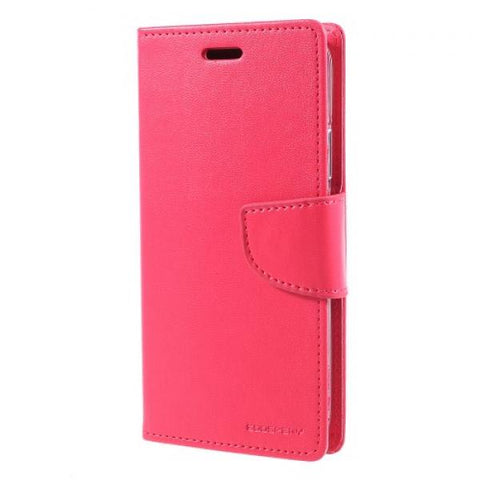 Booky Bravo fucsia Funda iPhone X