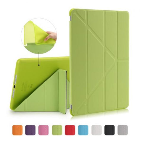 Bend verde Funda iPad 9.7