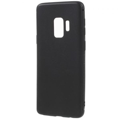 Gel negro mate Funda Galaxy S9