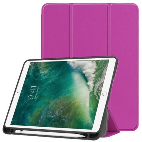 Fold and Pencil rosa Funda iPad 5 / iPad 6