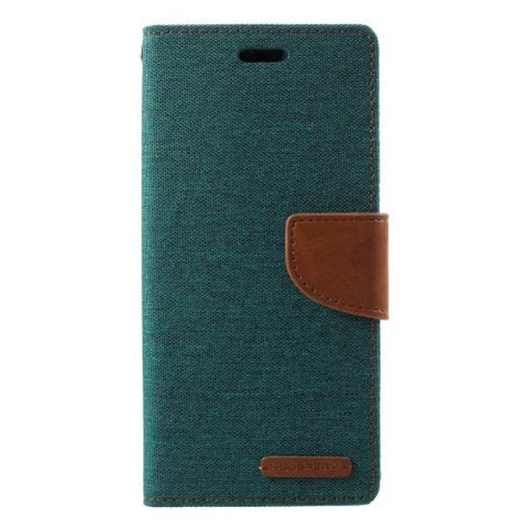 Booky Cloth verde Funda Huawei P20