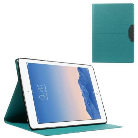 New Booky azul Funda iPad Air 2