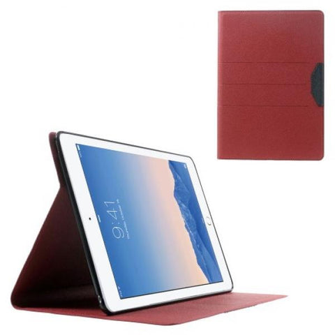 New Booky rojo Funda iPad Air 2