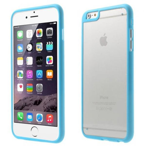 Hybrid azul Funda iPhone 6 Plus/6S Plus