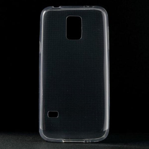 Gel transparente fina Funda Galaxy S5 mini