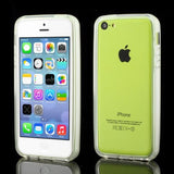 Lateral gel transparente Funda iPhone 5C