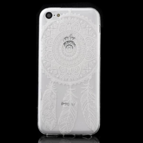 Atrapasueños transparente Funda iPhone 5c