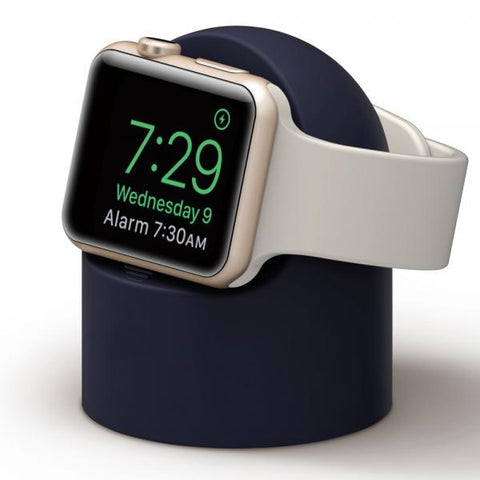 Soporte Apple Watch Ovoide marino
