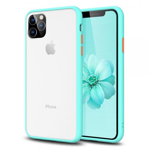 Air Protect Matte mint Funda iPhone 11