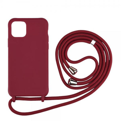 Xuo Mate granate Funda iPhone 11