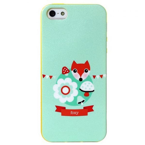 Lofter foxy Funda iPhone 5/5S/SE