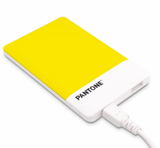 Powerbank Pantone 2500 mAh amarillo