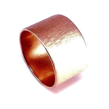 Rose Gold Plated Fancy Ring