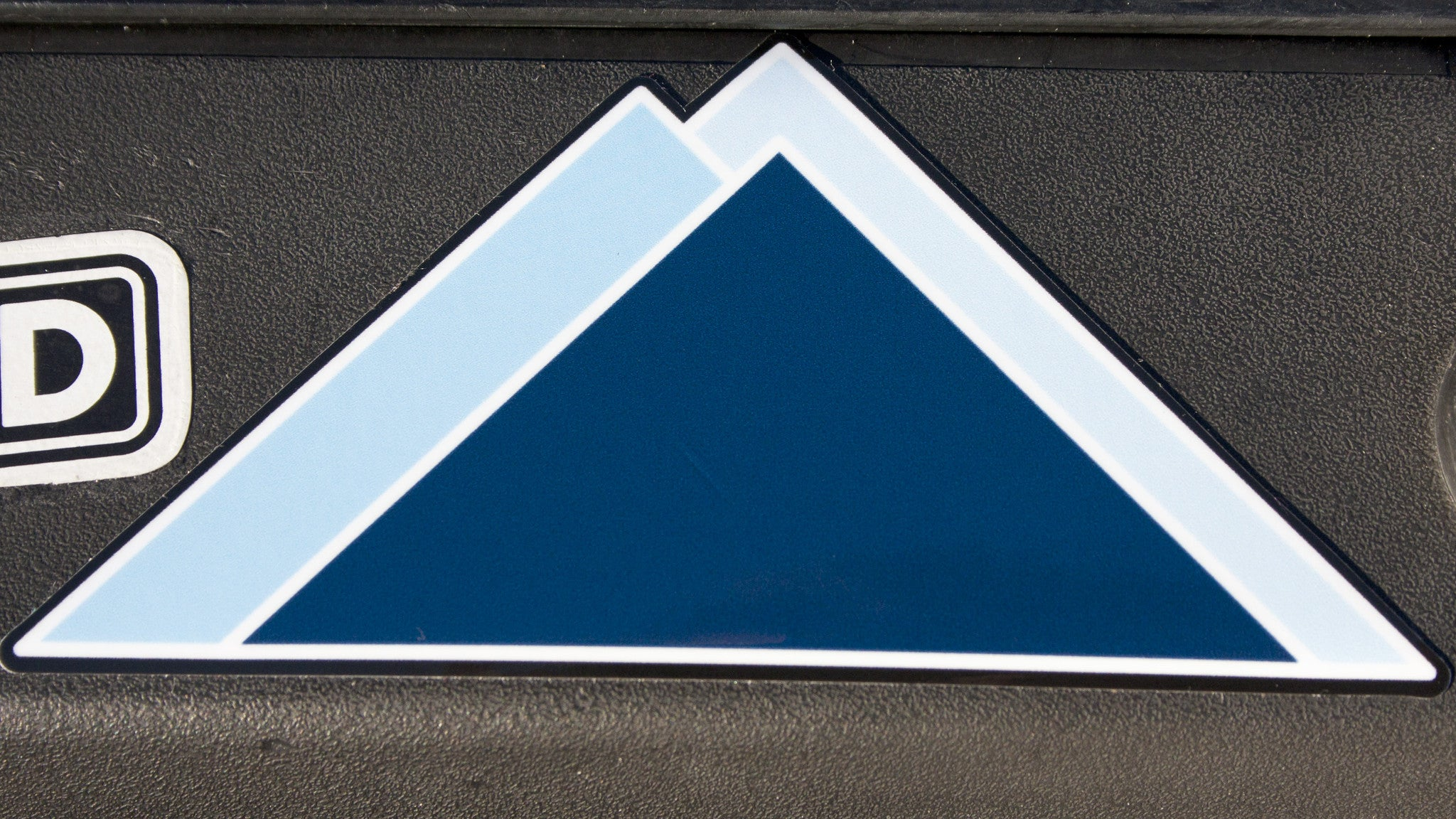 HTLK: Mountains - Stickers