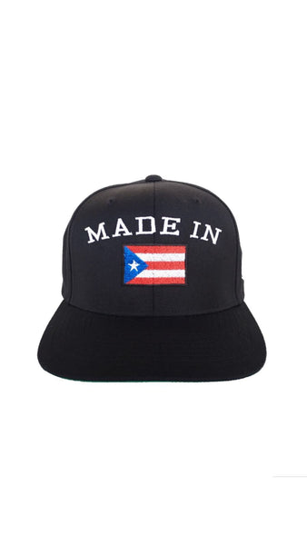 Rich&Fly Made in PR Snapback
