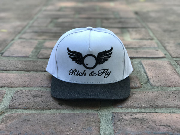 Rich & Fly 2Tone Classic Snapback