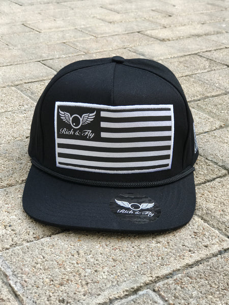 Rich & Fly Nation Limited Edition Snapback