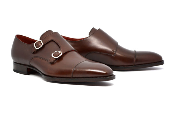 DOUBLE MONKSTRAP FRANCIS III COBBLER UNION