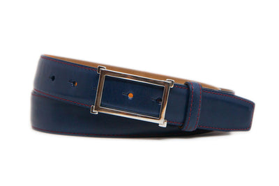 SMOOTH NAVY BELT