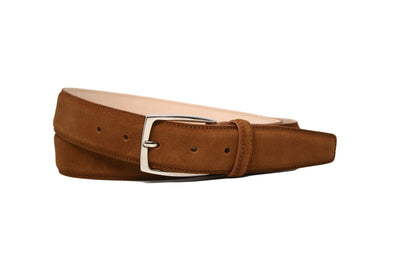 OUTLET -  WILLIAM - TOBACCO SUEDE - 371
