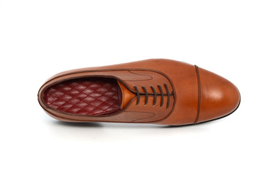 ROBERT - COGNAC CALF - 371