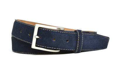 SUEDE MIDNIGHT BELT