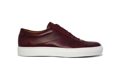 DUE - VINTAGE OXBLOOD