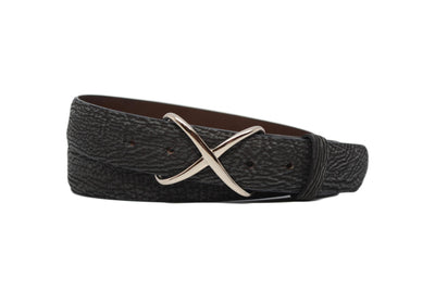 SHARK GREY BELT