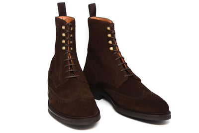 JOHN - BROWN SUEDE - 312