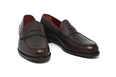 HENRY - DARK BROWN GRAIN - MONACO