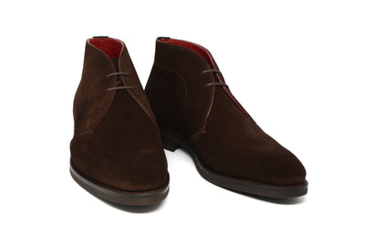 CHUKKA - BROWN SUEDE - SOHO