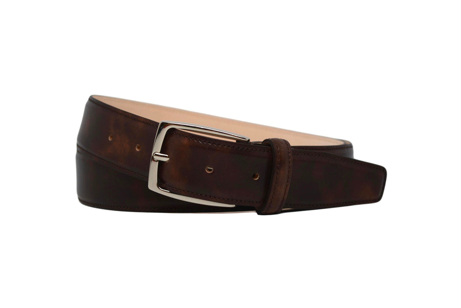 MATCHING BELT - MUSEUM BROWN CALF