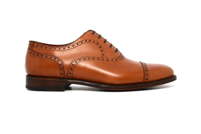 WILLIAM - COGNAC CALF - 371