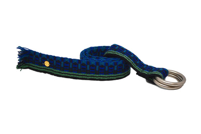 GUANABANA BELT - BLUE + GREEN MIX