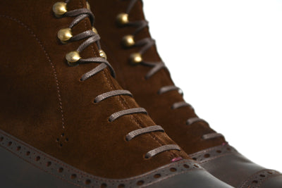 GUILLAUME - MUSEUM BROWN | SUEDE - SOHO