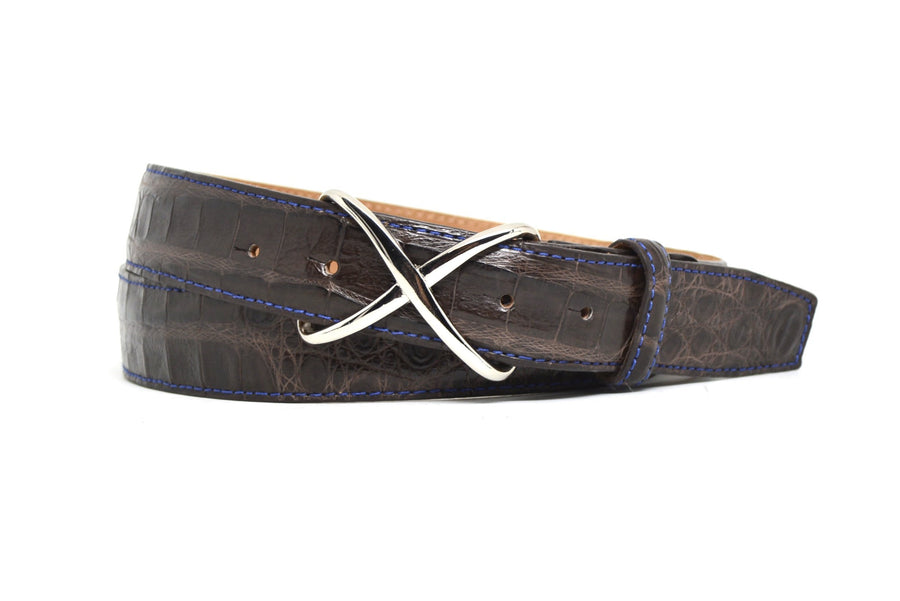 CROC BROWN BELT