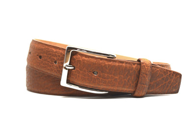BISON COGNAC BELT