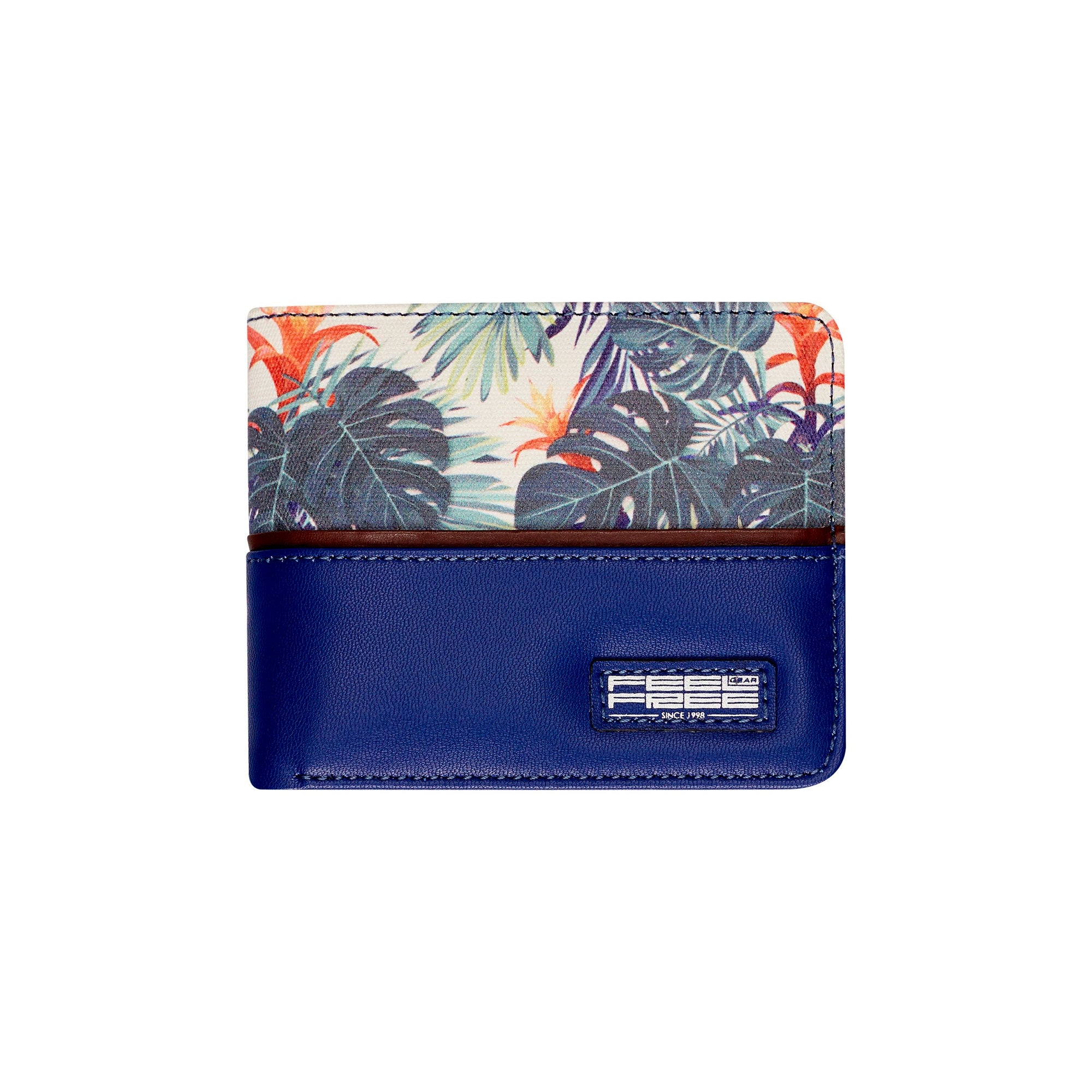 Tropical -Short Wallet